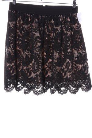 Lipsy Kanten rok zwart elegant