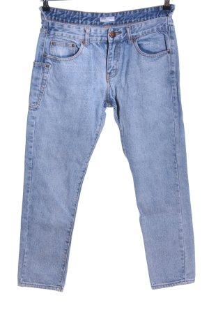 Liquor N Poker Skinny Jeans blau Casual-Look