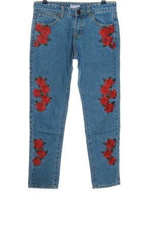 Liquor N Poker Straight-Leg Jeans