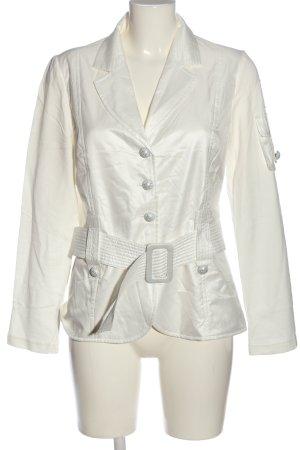 Lisa Campione Short Blazer white casual look