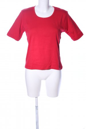 Lisa Campione T-Shirt rot Casual-Look
