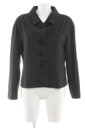 Lisa Campione Übergangsjacke schwarz Elegant