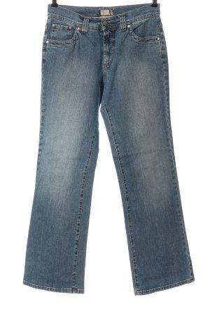 Lisa Steuten Straight-Leg Jeans