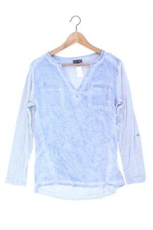 Lisa Tossa Shirt blau Größe S