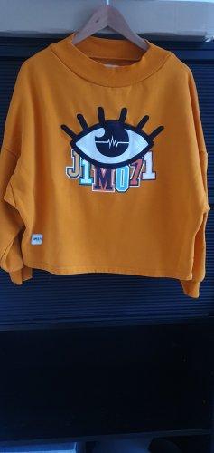Lisa und Lena / J1MO71 Oranges Sweatshirt Gr. XL