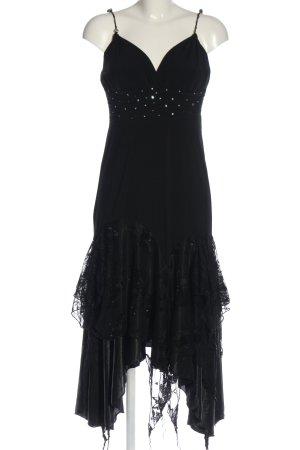 Lissa Abito scamiciato nero elegante
