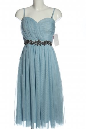 Little Misstress Suknia balowa niebieski Elegancki