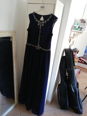 little mistress Abendkleid Blau größe 40