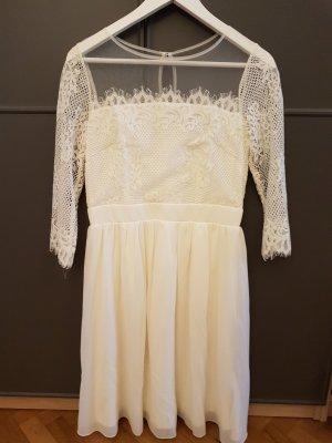 Little Mistress Cocktailkleid Brautkleid Hochzeit Standesamt Spitzenkleid
