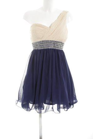 Little Mistress One-Shoulder-Kleid mehrfarbig Elegant
