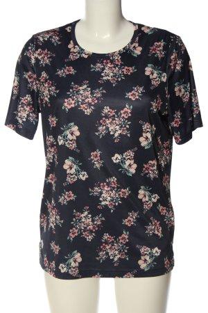 Little Rose Print-Shirt
