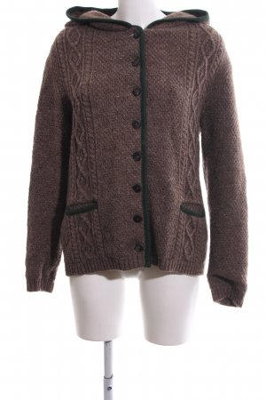 Litzfelder Traditional Jacket brown-black casual look