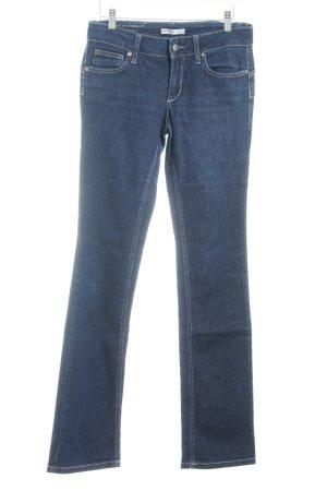 Liu jeans Boot Cut Jeans dark blue casual look