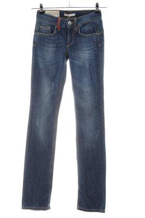 Liu jeans Straight-Leg Jeans blau Casual-Look