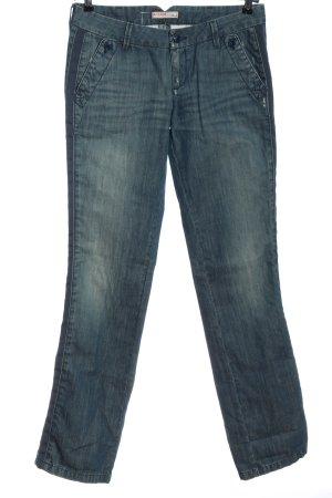 Liu jeans Jeans a gamba dritta blu stile casual