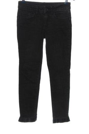 Liu jo 7/8-jeans zwart casual uitstraling