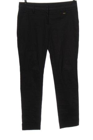 Liu jo Pantalon en jersey noir style d'affaires