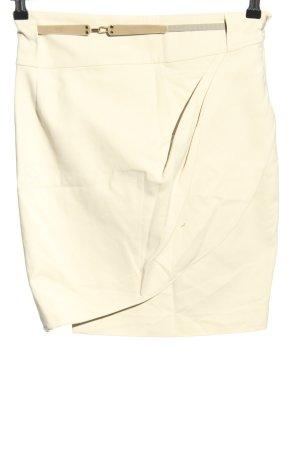Liu jo Falda de tubo blanco puro look casual