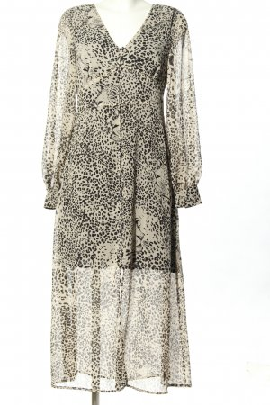 Liu jo Blouse Dress natural white-black allover print casual look
