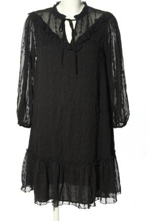 Liu jo Blouse Dress black elegant