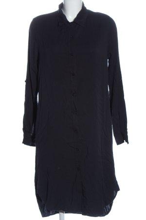 Liu jo Blouse Dress black striped pattern casual look