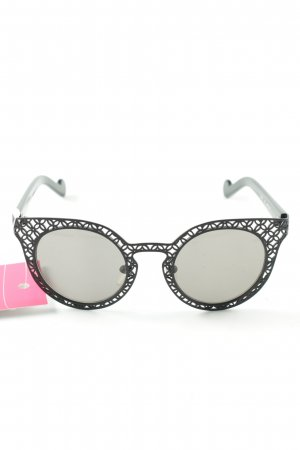 Liu jo Butterfly Glasses black casual look
