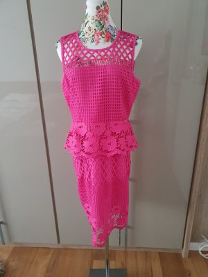 Liu jo Robe de soirée rose