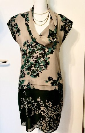 LIU JO Designer Kleid mit tollem weitem Kragen S 36 36