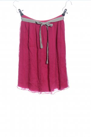 Liu jo Glockenrock pink-hellgrau Casual-Look
