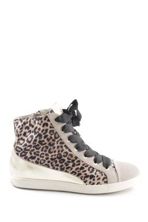 Liu jo High Top Sneaker Animalmuster Casual-Look