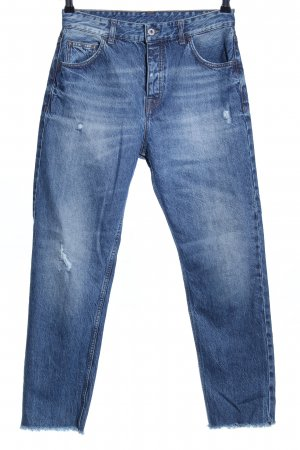 Liu jo Hoge taille jeans blauw casual uitstraling
