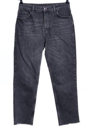 Liu jo Hoge taille jeans zwart casual uitstraling