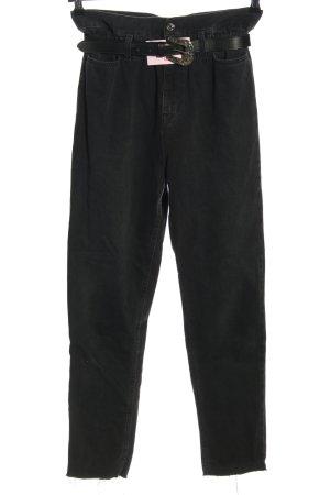 Liu jo High Waist Jeans black casual look