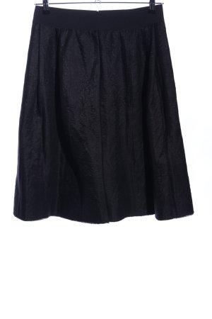 Liu jo Jupe taille haute noir style d'affaires