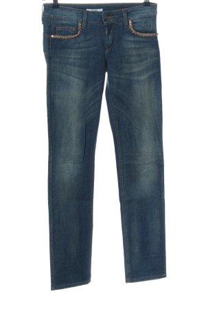 Liu jo Jeans taille basse bleu style décontracté
