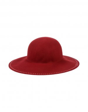 Liu jo Woolen Hat dark red