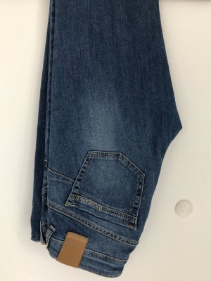 Liu jo Jeans svasati blu fiordaliso Cotone