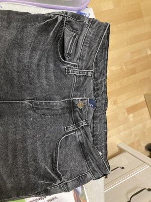 Liu jo Jeans skinny gris foncé-gris coton