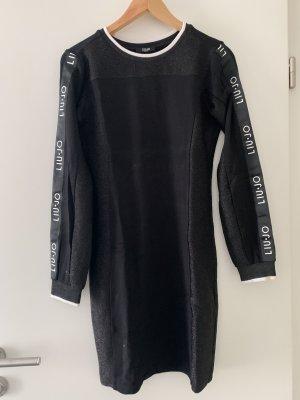 Liu jo Robe de soirée noir coton
