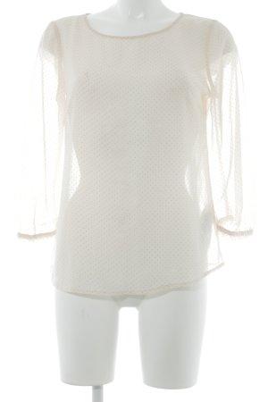 Liu jo Langarm-Bluse nude Elegant