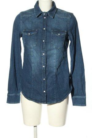 Liu jo Long Sleeve Shirt blue casual look