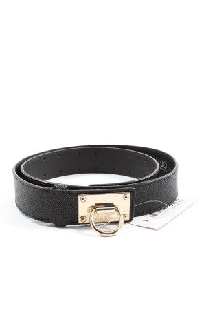 Liu jo Leather Belt black casual look