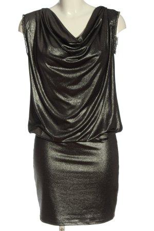 Liu jo Mini Dress silver-colored elegant