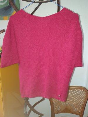 Liu jo Wool Sweater brick red-neon red angora wool