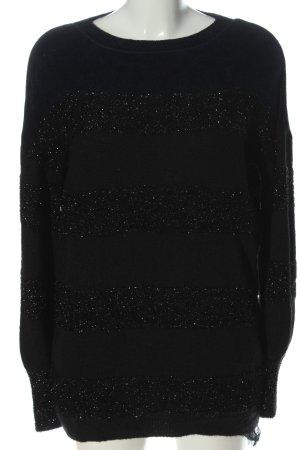 Liu jo Pulloverkleid schwarz Casual-Look