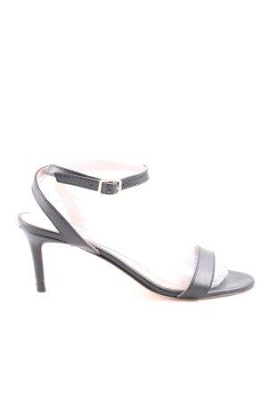 Liu jo Riemchen-Sandaletten schwarz Casual-Look