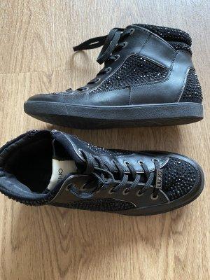 Liu jo Basket montante noir