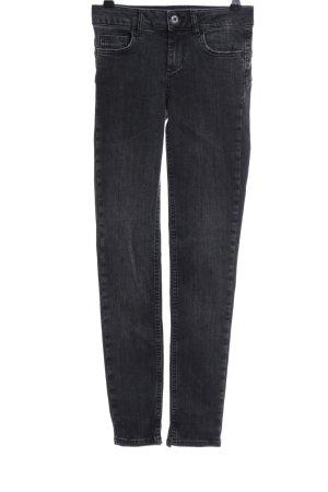 Liu jo Skinny Jeans hellgrau Casual-Look