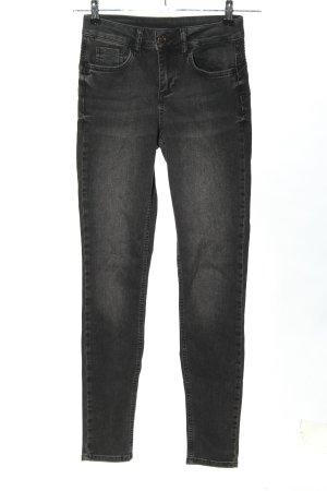 Liu jo Skinny Jeans light grey casual look
