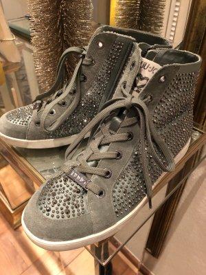 Liu jo High Top Sneaker khaki